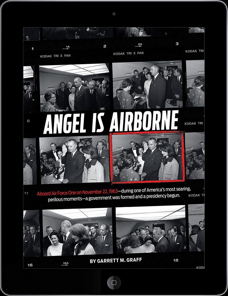 Angel is Airborne by Garrett M. Graff